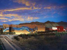 The OdySea Aquarium in Scottsdale will offer an underwater sea walk experience.