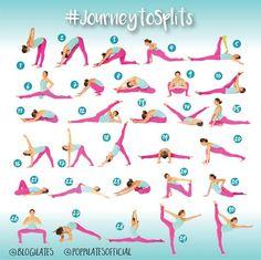 30 esercizi di stretching per imparare a fare la spaccata a 20, 30, 40 anni. In poco tempo riuscirete a fare la spaccata e sarà molto gratificante!