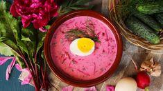 Kiedy za oknem robi się cieplej, nie mamy ochoty na rozgrzewające potrawy. Sprawdź nasze proste przepisy na zupy na zimno, które zrobisz z prostych składników. Idealnie sprawdzą się zarówno na obiad jak i na... śniadanie. Gazpacho, Kefir, Hummus, Yummy Food, Yummy Recipes, Eggs, Breakfast, Ethnic Recipes, Morning Coffee