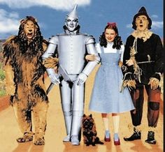 When my sister & I were little girls, The Wizard of Oz, & Cinderella came on TV once a year. There were no DVDs back then. It was like Christmas; we were so excited to watch these movies!