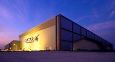 Hangar Qatar Airways, Ad Dawhah, 2010 - dott.gallina