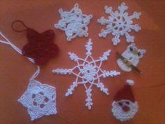 decorazioni fiocchi...crochet