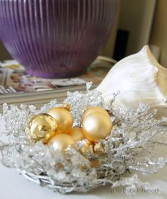 Christmas Baubles and Beads - Up to Date Interiors