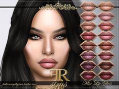 FashionRoyaltySims' FRS Mia Lip Gloss