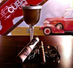 """See 13 photos and 2 tips from 101 visitors to Cuba Libre Rum & Cigar House. """"Choice of runs and cigars is terrific. Cigars, Cuba, Red Wine, Barware, Alcoholic Drinks, Glass, House, Drinkware, Home"""