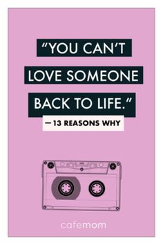 13 reasons why quotes 13 Reasons Why Poster, 13 Reasons Why Aesthetic, 13 Reasons Why Reasons, 13 Reasons Why Netflix, Thirteen Reasons Why Book, Tv Show Quotes, Sad Quotes, Movie Quotes, Happy Quotes