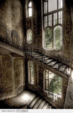 The Beauty within the Abandoned