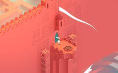 Monument Valley, un increíble juego.