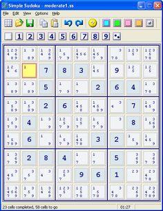 19 Best Sudoku images in 2012   Puzzle, Puzzles, Skyscraper