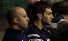 Daniele Quaglini con Emiliano de Gattis-Addetti Scoutman