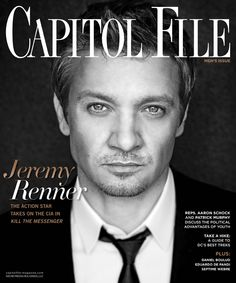 The Ransom Company's Robert Ransom featured in the 2014 Capitol File Magazine Men's issue @capitolfilemag