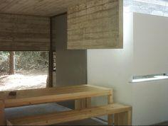 bak Arquitectos - Argentina. Casa de veraneo en el bosque - Mar Azul