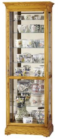 Found it at Clockway.com - Howard Miller Curio Cabinet - CHM1560