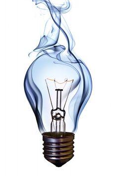 Lightbulb Goes Off