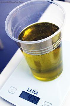 Inventando el Finde 10: tutorial jabón casero de romero