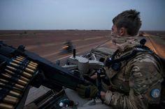 Nederlandse commando's hebben dinsdag op patrouille in het noorden van Mali voor het eerst wapens gevonden.