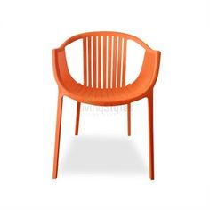 This fantastic outdoor chair from Pedrali is made from polypropylene, and is lightweight, strong and durable at the same time.FeaturesStackable up to 6 chairsCommercial Grade QualitySuitable Outdoor Chairs, Dining, Orange, Furniture, Home, Food, House, Garden Chairs, Home Furniture