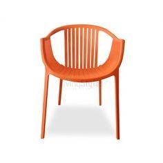 Replica Claudio Dondoli Tatami Chair - Orange