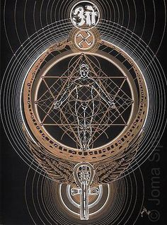 Joma Sipe: Theosophia Geometrica V  2014