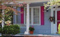 contrasting porch colors for maximum curb appeal