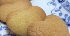 材料5つで、簡単にハトサブレ味のクッキーが 出来ちゃいます❤ おうちで大量生産可能ですよ~(๑→ܫ←๑)