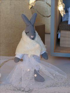 Se faire belle… doudou en coton bio - ecotoys by encorejouets.com