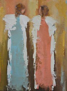 Angel Prints - Anne H. Neilson - Original Oil Paintings