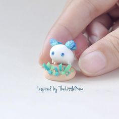 This is a tsum tsum that i made according to one of Amba's original creation…