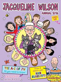 Preparing Jacqueline Wilson Annual: 2016 by book description. I Love Books, Good Books, Books To Read, My Books, Jacqueline Wilson Books, Dork Diaries Books, Poetry Anthology, Secret Photo, My Childhood Memories