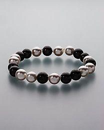 Pfeffinger Perlen-Armband 8 mm