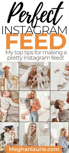 Feb 13, 2021 - Do you ever wonder how to get the perfect Instagram feed? Look no further! Here are the steps to wow all of your followers!