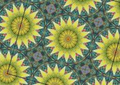Mandala Transformations (drawing + relaxing music) 9