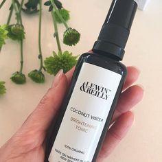 Coconut Water, Organic Skin Care, Dry Skin, Sensitive Skin, Mists, Plum, Vitamins, Link, Health