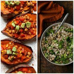 On a diet: Οι υδατάνθρακες-σύμμαχοι στην απώλεια βάρους Chana Masala, Health Fitness, Mexican, Diet, Ethnic Recipes, Food, Essen, Meals, Fitness