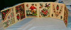 (1) German Berlin WoolWork Pattern Book/Leporello eBay.de