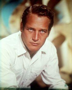 "Paul Newman en ""Hud"", 1963........Those eyes . Enough said."