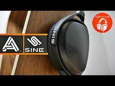 Audeze Sine | Обзор накладных изодинамических наушников - YouTube