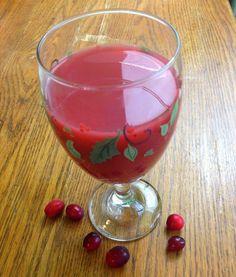 cranberry orange juice