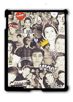 Magcon Boys Collage Ipad Case, Available For Ipad 2, Ipad 3, Ipad 4 , Ipad Mini And Ipad Air