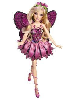 Mariposa Barbie Mariposa doll NEW d0d150191c8e