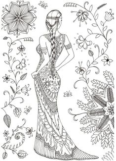 Small Adult Coloring Books - 28 Small Adult Coloring Books , Free Coloring Page From Adult Coloring Worldwide Art by Christine Vencato Adult Coloring Book Pages, Printable Coloring Pages, Coloring Sheets, Coloring Books, Colouring Pages For Adults, Silkscreen, Colorful Drawings, Free Coloring, Online Coloring