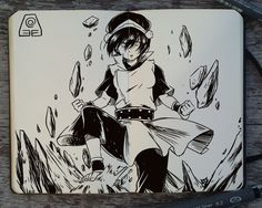 The Last Airbender: Toph