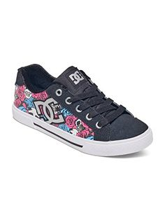 0be0cd20e0e6 DC Womens Chelsea X TR Skate Shoe Rose 6 M US    More info could be found  at the image url.(This is an Amazon affiliate link and I receive a  commission for ...