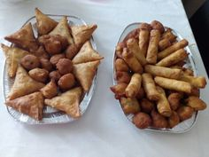 Djiboutienne hapjes voor feestjes