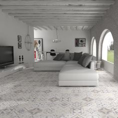 Beldi Tiles - Bring those walls and floors to life by introducing these zesty and eye-catching Beldi Tiles! With a fantastic Moroccan-inspired design, they are guaranteed to capture the imagination of your guests. The blend of patterns and geometric shapes will really make your walls and floors stand out.