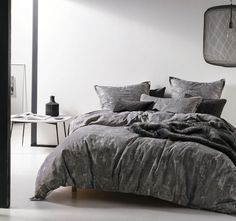 Arista Quilt Cover Set Range Magnet - Quilt Covers - Bed | Manchester Warehouse