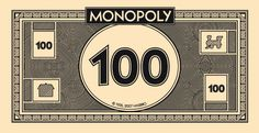 Print your own (Monopoly) money. Free printable templates. Useful for games and…