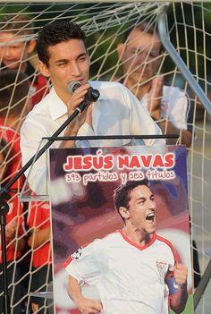 Despedida Jesús Navas