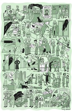 This Artist Summarizes Each Harry Potter Book Into A Poster. The Result Is Amazing! = Harry Potter and the Prisoner of Azkaban