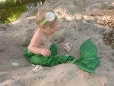 little miss mermaid Little Miss, Ariel, Mermaid, My Love, Bikinis, Cute, Baby, Ideas, Products
